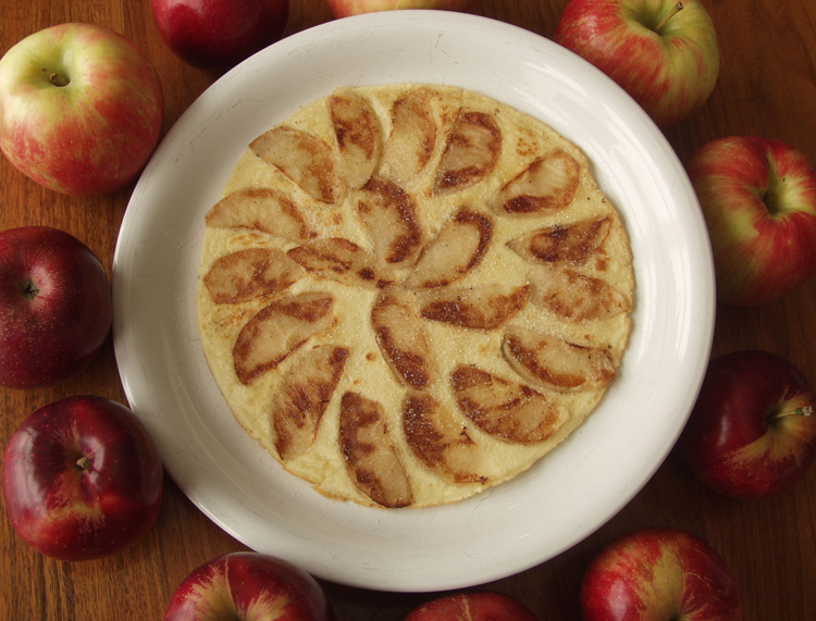 German Apple Pancakes )