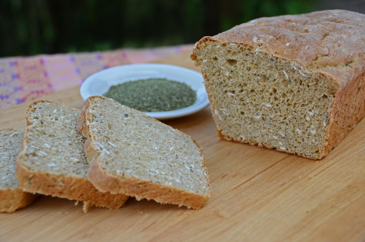 Whole Wheat Bread with Savory