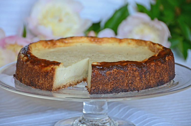 Generally I Donu0027t Bother Draining The Greek Yogurt; I Have Baked The German  Cheesecake Above Many Times With Greek Yogurt Straight From The Fridge And  Only ...