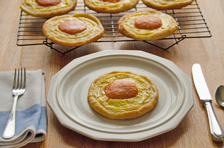 Custard Pastries