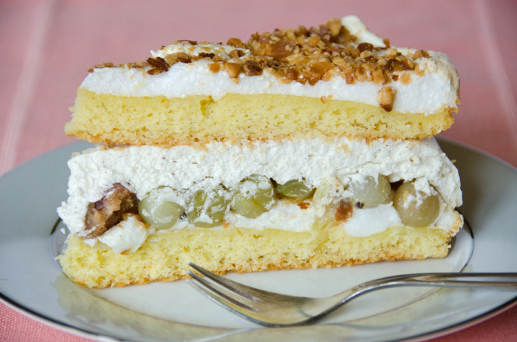 Solving The Mystery Of Hannchen Jensen Torte Spoonfuls Of Germany
