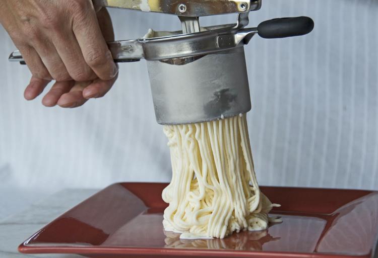 Image result for spaghetti ice cream